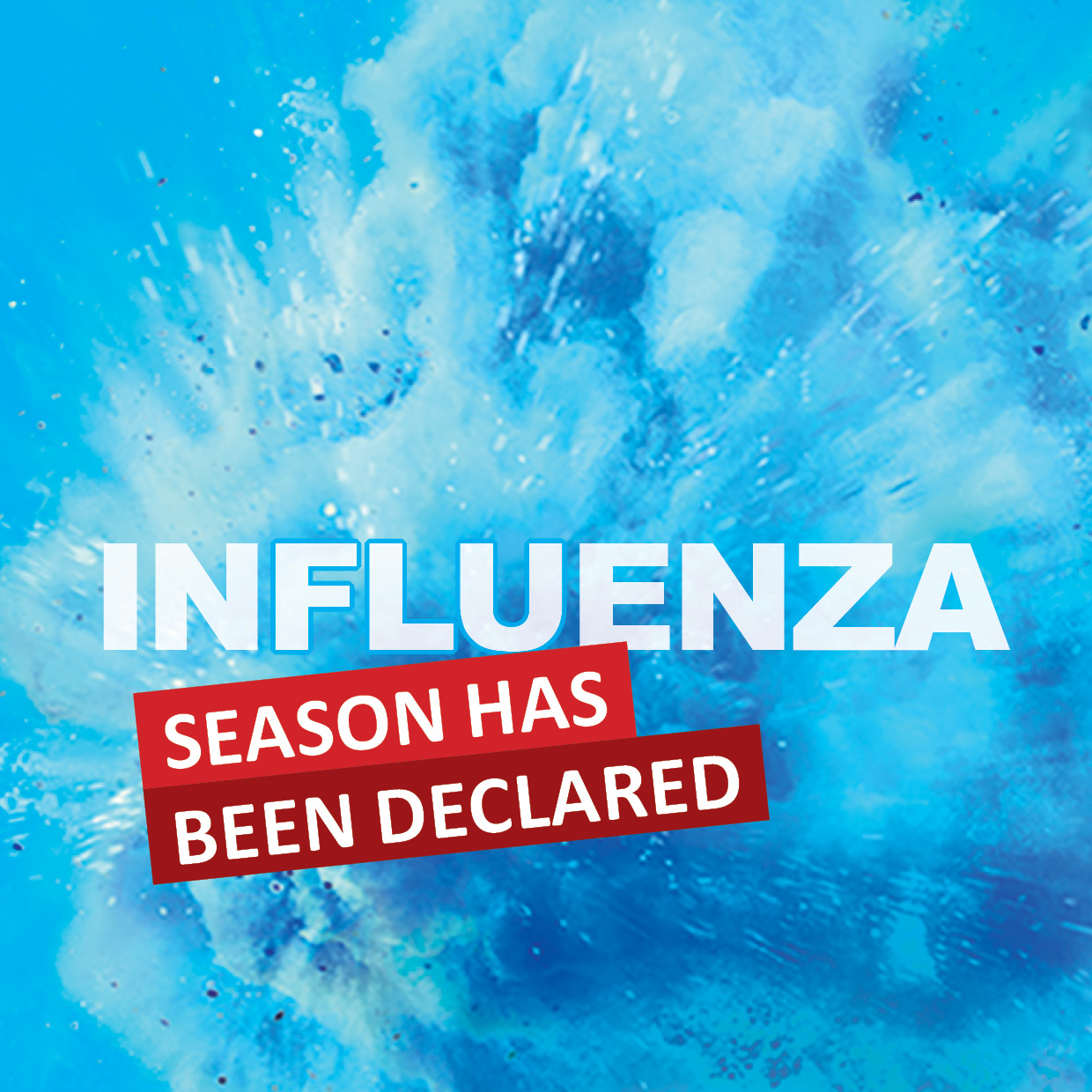 Flu declared mobile