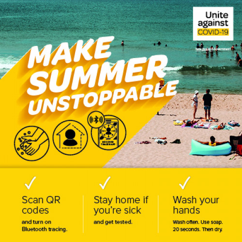 Make Summer Unstoppable Hawkes Bay Our Health carousel mobile